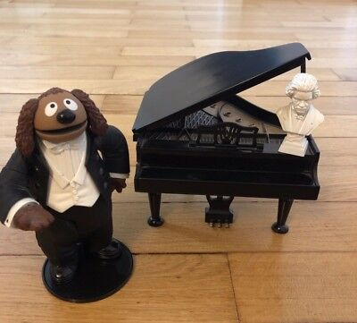 Jim Hensons /  The Muppets Show  / Steppin' Out Rowlf  / Palisades toys
