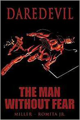 Daredevil: The Man Without Fear TPB (Graphic Novel Pb), Miller, Frank, Excellent