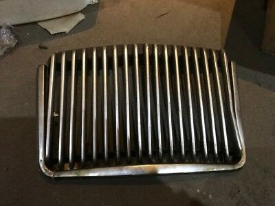 sunbeam rapier grille early humber sceptre mk1 ? no 3, rootes