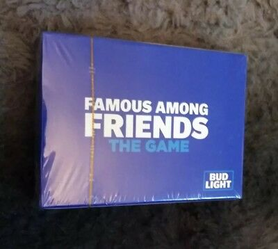 Bud Light Playing Cards BRAND NEW SEALED