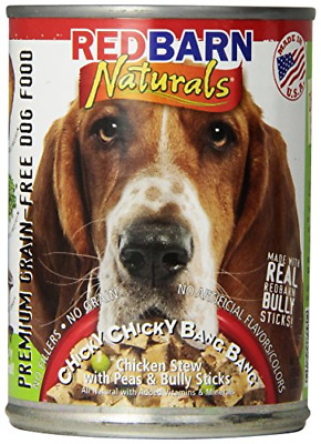 Redbarn Pet Products 416361 Redb Chicky-Chicky Bang-Bang Canned Dog Food, of 12