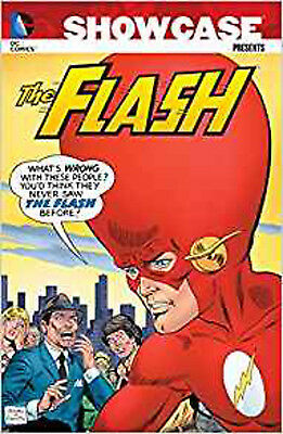 Showcase Presents The Flash TP Vol 04 (Showcase Presents (Paperback)), Bates, Ca