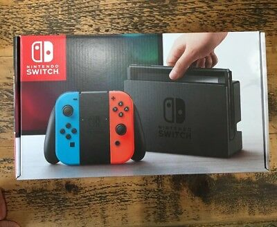 NINTENDO SWITCH Replacement EMPTY BOX Grey Display Box With Inserts