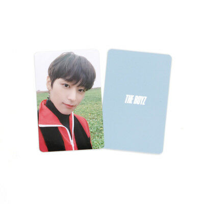 [The Boyz]3th Mini Album/The Only [In The Air ver.] Official Photocard/JUYEON