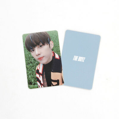 [The Boyz]3th Mini Album/The Only [In The Air ver.] Official Photocard/SUNWOO
