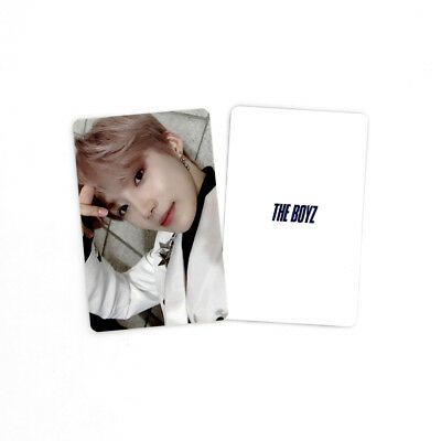 [The Boyz]3th Mini Album/The Only [No Air ver.] Official Photocard/NEW