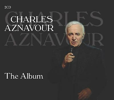 Charles Aznavour - The Album  2CD NEU OVP
