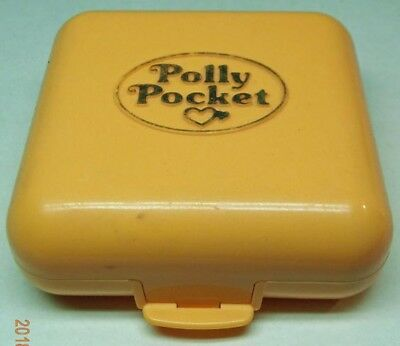 Polly  Pocket  SPIELSCHATULLE  1989