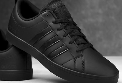 ADIDAS NEO VS PACE Mens Trainers Casual Shoes Black £32.95