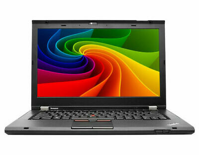 Lenovo ThinkPad T430s Intel i5 2.60GHz 8GB 128GB SSD 1600x900 DVD BT Windows 10