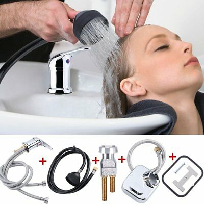 Universal Salon Shampoo Hair Bowl Unit Sink Replace Part Vacuum Breaker Kit MY