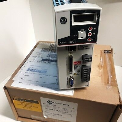 **NEW** Allen-Bradley 2097-V31PRO KINETIX 300 ETHERNET/IP INDEXING SERVO DRIVE