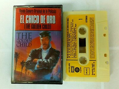 The Golden Child Music From The Motion Picture SPAIN ED 1987 RARE Eddie Murphy