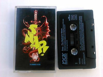 Snap! – The Madman's Return   SPAIN EDITION 1992