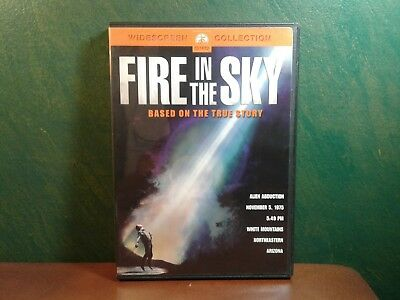 Fire in the Sky (DVD, 2004) Rare OOP