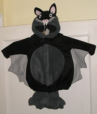 Old Navy Bat Halloween Costume Boy Girl Size 6-12 Months New w/ Tags Repaired