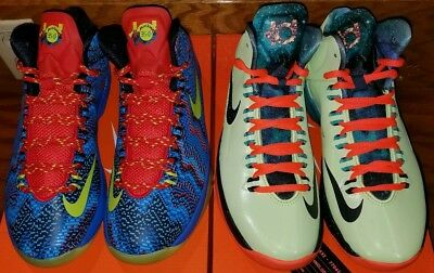 64d503c42e06f NIKE KD VI GS METEOROLOGY 5.5Y all star easter AUNT PEARL bhm xmas ...