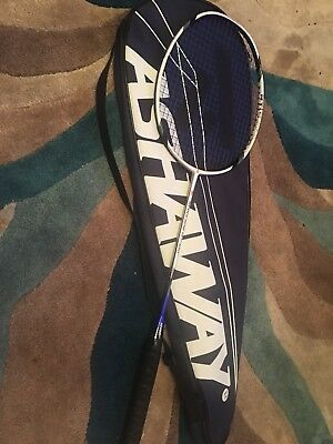 ashaway Repulsor Tec 850 badminton racket  and Case