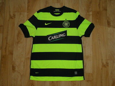 2009-11 Celtic Away football shirt