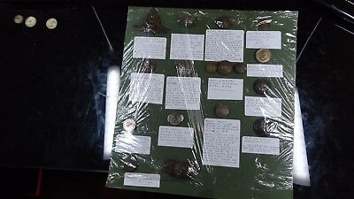 Old Milatary Button Collection Metal Detecting Finds