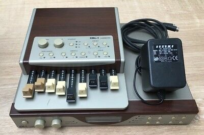Hammond XM1 Organ Module (B3 clone) with XMC-1 Drawbar Controls