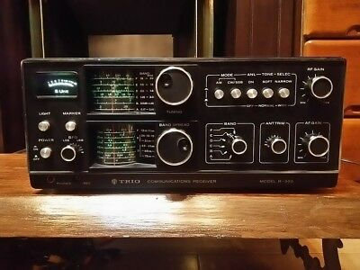 Kenwood Trio R-300 Receiver Communication BCL KENCRAFT with box free shipping