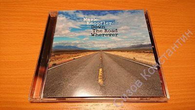 Mark Knopfler - Down The Road Wherever(2018)CD