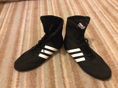 boxing boots size 5