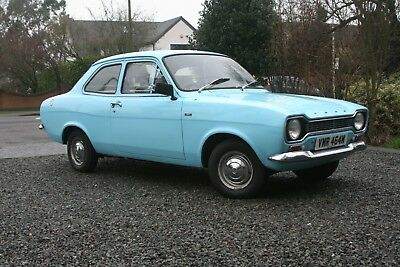 Ford Escort  MK1 2 door RHD, Excellent condition