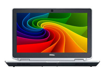 DELL Latitude E6320 Intel i5 2.50GHz 4GB 320GB HDD 1366x768 BT Windows10 Ware A-