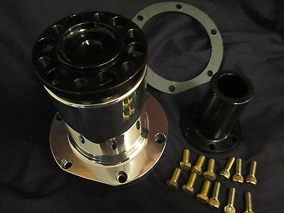 """New 4""""  blower snout w/coupler hemi chevy dragster nitro 6-71 671 392 454 14-71"""