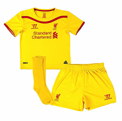 Brand New Liverpool Football Kit Baby 6-12 Months Warrior