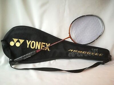 Yonex Armortec 800 offensive Badminton racket 4U - G5 Excellent condition in bag
