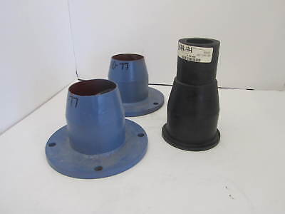 FLSmidth Krebs   Apex Valve Liner Neoprene 68R-RN-2 And 168-ST Steel Housing