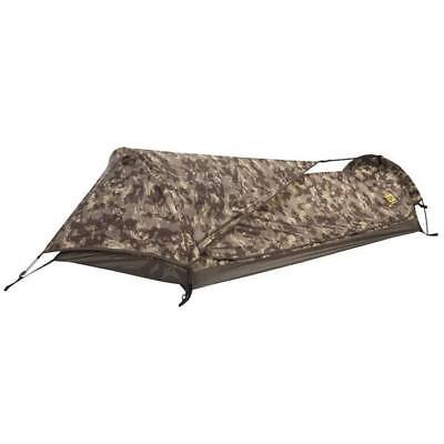 Slumberjack Illusion 1 Person Bivy Tent DST Camouflage