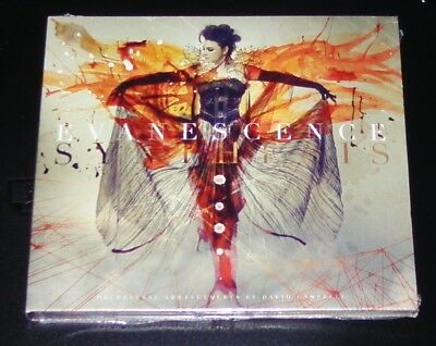 Evanescence Synthesis CD Schneller Shipping New & Original Packaging