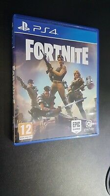 New Playstation 4 Ps4 Fortnite Physical Copy With Early Access Account Code!