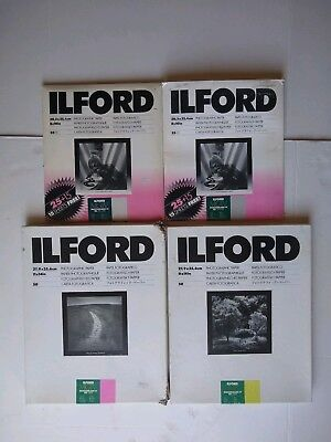 ~ ~ Ilford Photographic Paper Lot ~ ~