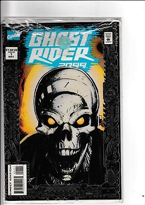 Vintage Marvel Comic Book Ghost Rider 2099 # 1 1994