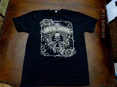 2007 Alice In Chains Tour Concert T Shirt!! Size XL!!!