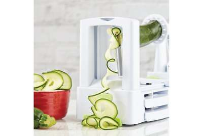 Vegetable Slicer Machine Zoodles Courgetti Maker Spiralizer Heavy Duty Cutter