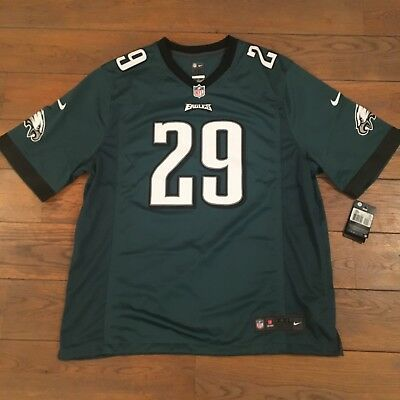 NIKE NFL PHILADELPHIA EAGLES 29 DEMARCO MURRAY XXL Vert Football Americain Neuf