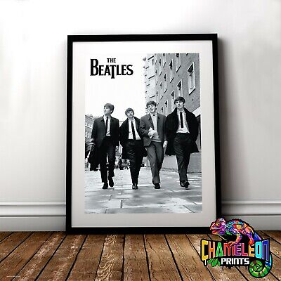 The Beatles A3 A4 Poster Print