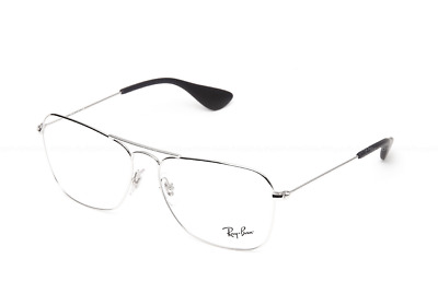ee270d6985e Brand New 2019 Ray Ban Eyeglasses RB 3610V 2501 Rx Caravan Frame Authentic  Italy