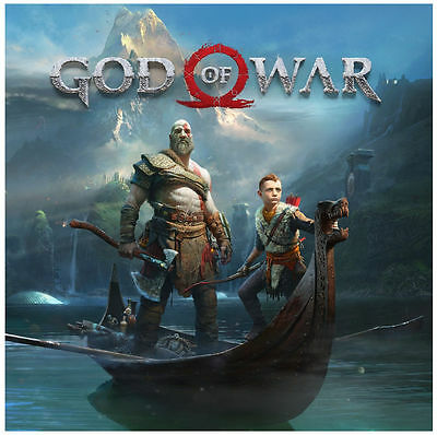 God of War * Sony PS4 * Brand New