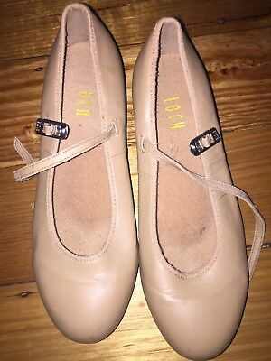 BLOCH Tap Dance Shoes ~ Sz Womens 8.5 ~ 5 ITEMS WOMENS CLOTHES = FREE POST