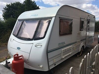 Coachman Amara 520/4 berth Tourer with end washroom