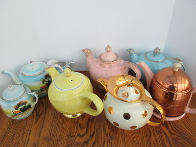 Teapots ~ Forman Family~Hall~Unbranded Buyers Choice