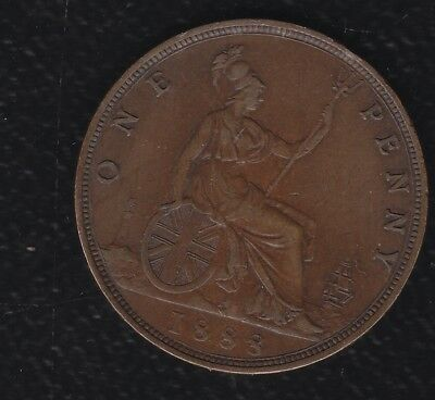 Great Britain 1 Penny 1888