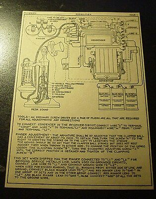 candlestick phone wiring diagram wiring diagramcandlestick phone wiring  diagram schematic diagramwestern electric candlestick telephone wood wall